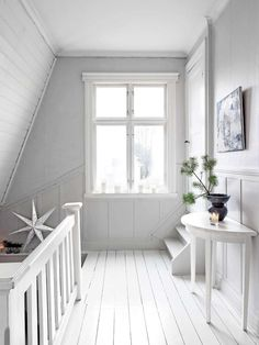 Shabby Chic Furniture Archives - Cute Home Designs Cottage Interiors, Cottage Homes, Interior Design Advice, Interior Decorating, Interior Stylist, Attic Spaces, Scandinavian Home, White Houses, White Decor