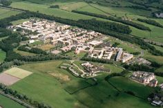 Aerial view of Lancaster University, Lancashire, England Oh The Places You'll Go, Places To Visit, Lancaster University, Morecambe, Blackpool, Aerial View, Preston, My Dream, Fun Stuff