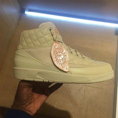"Air Jordan 2 x Just Don ""Beach"""