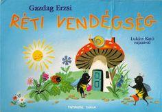 Marci fejlesztő és kreatív oldala: Gazdag Erzsi - Réti vendégség