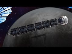 """""""Space Train"""" Concept Could Get Humans to Mars in Two Days, If Only It Would Work 8/29/16"""