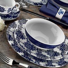 Farklı tasarımı ve deseni ile sofranızı modern bir atmosfere sokacak Bone China Dinnerware, Tea Cups, Plates, Tableware, Kitchen, Licence Plates, Dishes, Dinnerware, Cooking