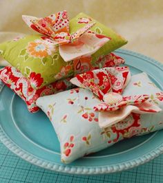 The Pattern Basket: Butterfly Bows