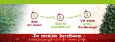 Bestel je kerstboom online! Op Odenneboom.nl kun je de kerstbomen eerst bekijken en beoordelen op een filmpje. Kies de mooiste boom, kies de verzenddatum en je kerstboom wordt gratis thuisbezorgd!