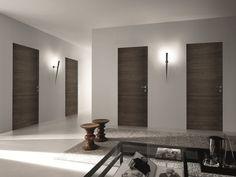Descarga el catálogo y solicita al fabricante Bisystem | puerta a ras de pared By garofoli, puerta batiente a ras de pared de madera, Colección diseño