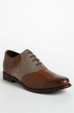 J.D. Fisk 'Nikko-2' Saddle Shoe