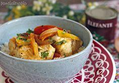 PANELATERAPIA - Blog de Culinária, Gastronomia e Receitas: Moqueca de Pintado