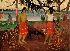 o segredo de marie: Paul Gauguin: I Raro te Oviri by joaomateus3 on Pi...