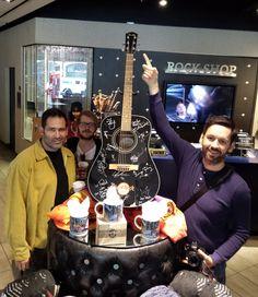 Our journey continues! Fender factory California! #fender #muziker #triptofender #winners