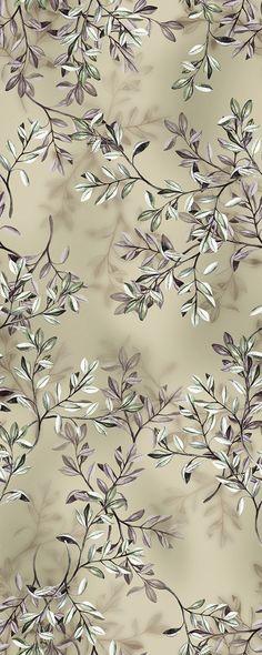 Uh huh… on Behance Flower Pattern Design, Flower Patterns, Flower Prints, Flower Art, Laurel Leaves, Uh Huh, Botanical Flowers, Print Design, Graphic Design