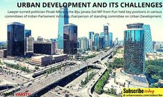 What Are The Major Focus Areas In #Urban #Development In India?