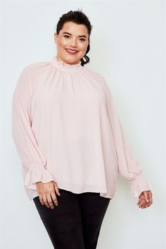 ca8d7c30b22 Ladies fashion plus size irregular hem tunic top in 2019