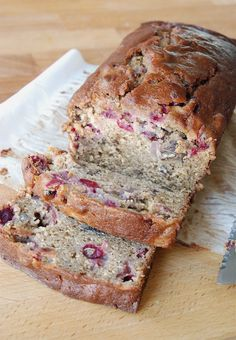 Cushaw Bread: Favorite treat made by my grandfather @ family get togethers.  His recipe calls for raisins not cranberries but its a nice alternative.