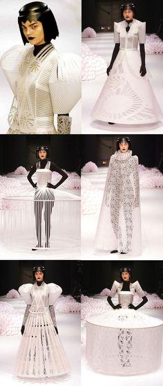 jum nakao, paper garments