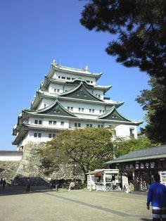 名古屋城。  愛知県、名古屋市。