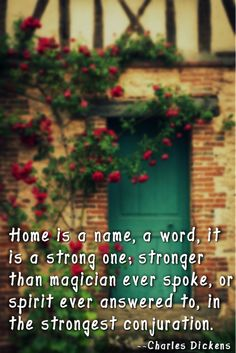I want this on something to put up. I just love it ~Charles Dickens quote