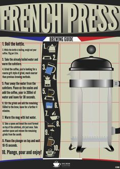 Has Bean Coffee — French Press Brew Guide