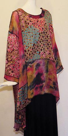 Sterling - Art Silk Whisper Top $125 http://artemisiataos.myshopify.com/products/sterling-art-silk-whisper-top