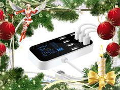8 Ports USB Car Charger