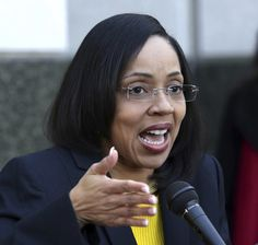 Hours after a Florida prosecutor announced Thursday that she would not seek the death penalty in any cases, the state's governor saidhe was removing her from the high-profile prosecutionof a man charged with killing an Orlando police officer. The intersection of two fraught topics — and #–, #After, #Case, #Death, #Florida, #Governor, #Of, #Officer, #Penalty, #Police, #Post, #Prosecutor, #Reassigns, #Says, #Seek, #She, #Slain, #The, #Washington, #Wont
