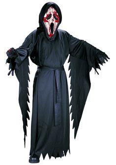 Bleeding Scream Costume