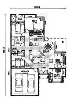 Best House Plans Australian Ranch Ideas Best House Plans Australian Ranch Ideas Pin: 441 x 643 Rustic House Plans, Simple House Plans, House Layout Plans, Beach House Plans, Craftsman House Plans, Tiny House Plans, House Layouts, House Floor Plans, Australian House Plans