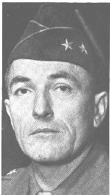Willard G Wyman ** Commanding General/ 71st Infantry Division