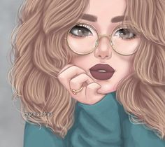 icu ~ Sarra Art Girl Ideas ~ 8 Jan 2020 - This Pin was discovered by Tina von S Girly M, Tumblr Drawings, Girly Drawings, Art Drawings Sketches, Cartoon Kunst, Cartoon Art, Sarra Art, Best Friend Drawings, Cute Girl Drawing