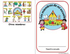 School Members/Miembros de la escuela English/ Spanish Option cartel y librito Learning Patio is subscription website for printable dual language materials. International Subscriptions are welcomed and processed through Pay Pal
