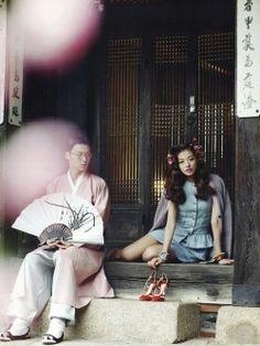 Vogue Girl Korea (Feb 2012)