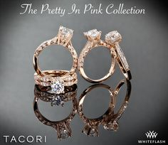 simply tacori rose gold - Google Search