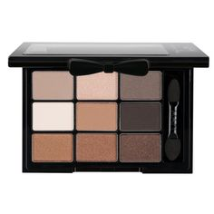 """NYX Love in Paris """"Parisian Chic"""" Palette. Dupe for the original Naked palette."""