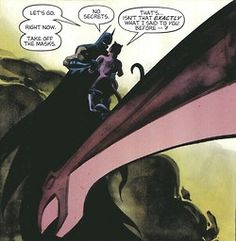 Catwoman: When in Rome: Batman and Catwoman