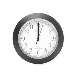 Found it at Wayfair - Analog Atomic Wall Clock Atomic Time, Bedroom Clocks, Atomic Wall Clock, Weather Instruments, Kitchen Clocks, Tabletop Clocks, La Crosse, Daylight Savings Time, All Modern