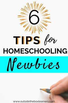 My Best Homeschooling Tips