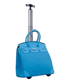 Poshly Pack All Those Accessories Aboard With This Chic Travel Tote Designed A Sy