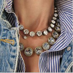Necklace by J. Crew