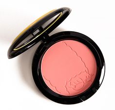 MAC Sideshow You Blush.  Really into corals and peaches right one and this blush fits the bill.