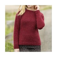 Free knitting patterns and crochet patterns by DROPS Design Sweater Knitting Patterns, Knit Patterns, Free Knitting, Drops Design, Pull Crochet, Knit Crochet, Jumpers For Women, Sweaters For Women, Women's Sweaters