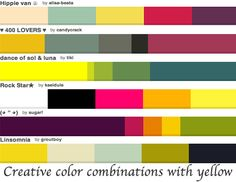 Creative Color Schemes how to wear gray – choose color combinations and ensembles