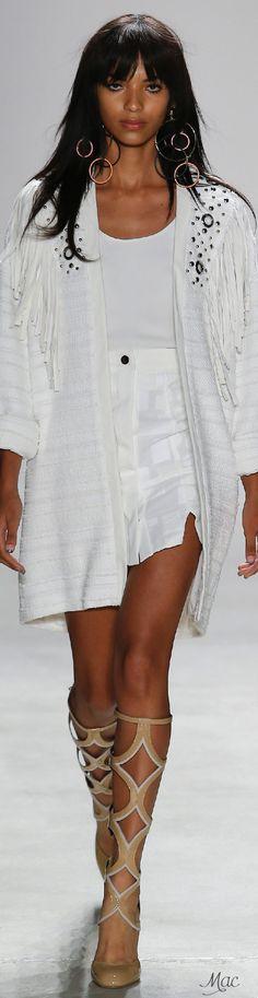 Spring 2016 Ready-to-Wear Rebecca Minkoff