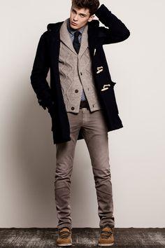 Nice coat. #fashion
