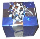 Gift wrap from used Mylar balloons