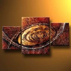 Galaxy-Modern Canvas Art Wall Decor-Abstract Oil Painting Wall Art with Stretched Frame Ready to Hang