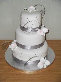 Tortas on pinterest bodas wedding cakes and grey - Ideas para bodas espectaculares ...