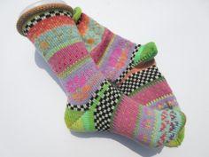 Socken - Socken Gr. 37/38 - ein Designerstück von Lotta_888 bei DaWanda