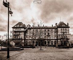 Great Victoria Hotel by Khalid_Fineza  Details