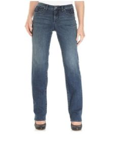 Style&co Jeans Straight Leg Tummy Control Embroidered dark women's size 6, 8 NEW  19.99 http://www.ebay.com/itm/Style-amp-co-Jeans-Straight-Leg-Tummy-Control-Embroidered-dark-women-039-s-size-6-8-NEW-/251908476582?