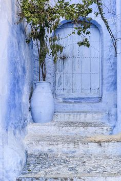 Chefchaouen, the blue city by Bisual Studio