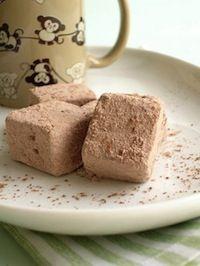 Chocolate Marshmallows